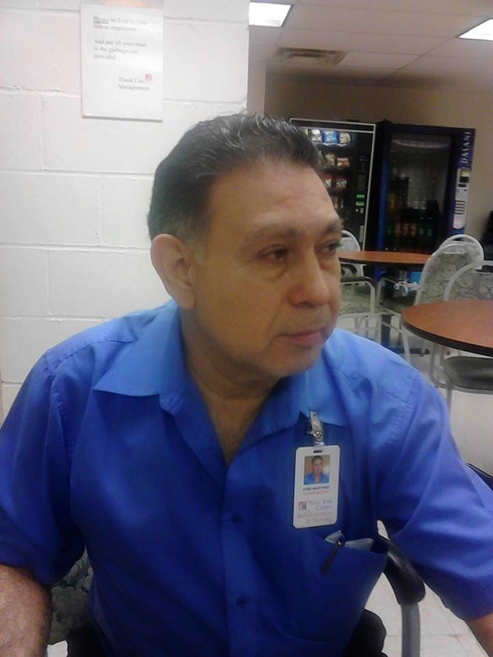 Photo of Jose Maria Martinez