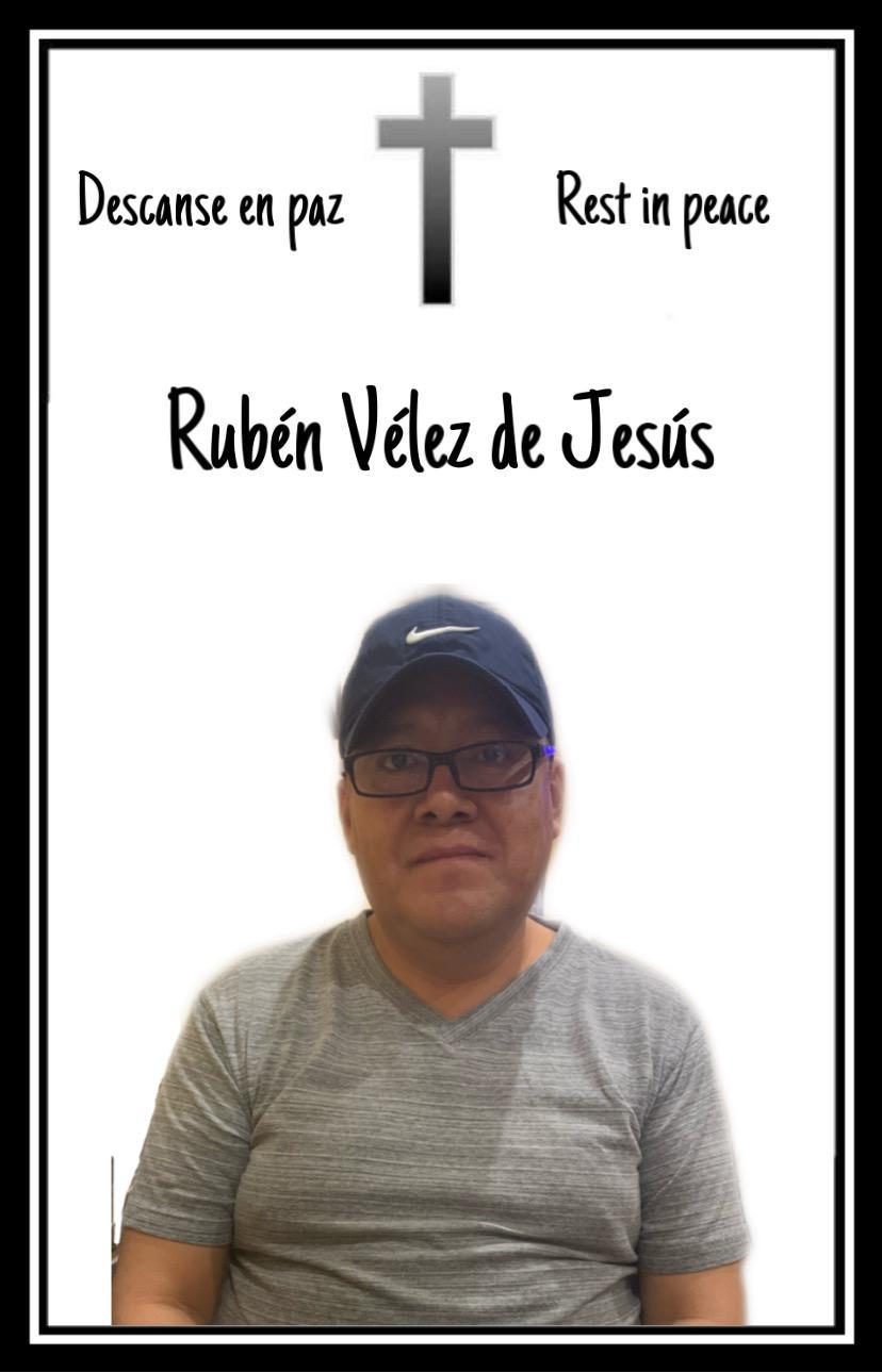 Ruben Velez de Jesus